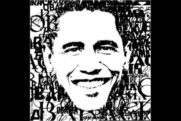 Barack Obama by Vadim